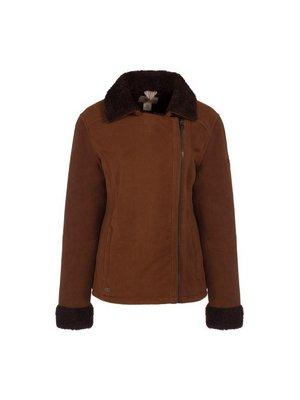 Дубленка коричневая | 3792165