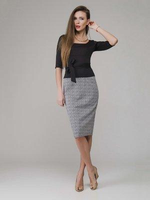 Комплект: блуза і спідниця | 3793593