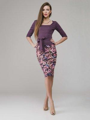 Комплект: блуза і спідниця | 3793597