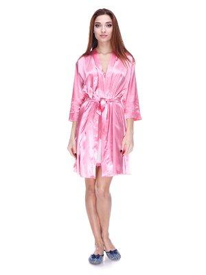 Халат рожевий | 3075093