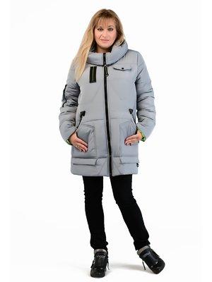 Пальто серое | 3750841