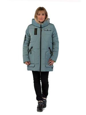 Пальто нефритового цвета | 3750844