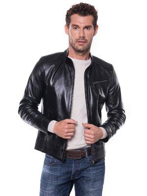 Куртка чорна | 3797676