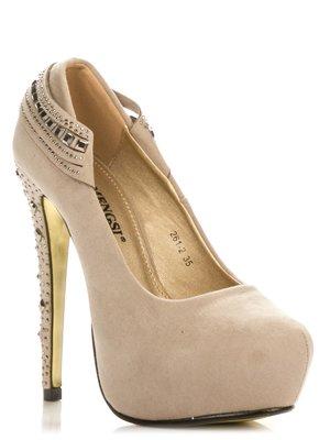 Туфлі бежеві | 3794934