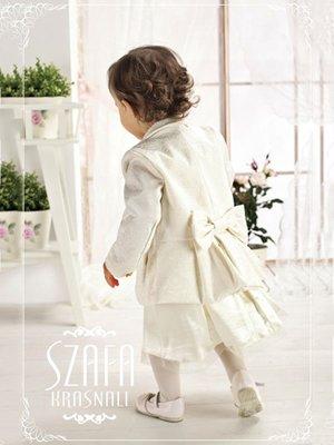Комплект: сукня і жакет | 3800298