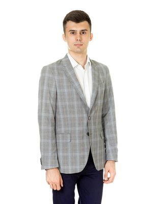 Пиджак серый | 3800905