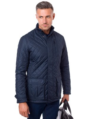 Куртка синя | 3800742