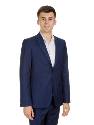 Пиджак синий | 3800911