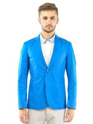 Піджак блакитний | 3801772