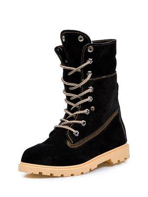 Ботинки черные | 3801731