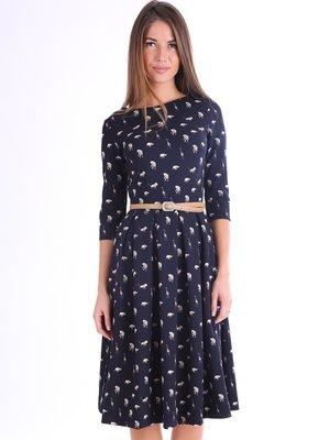Платье в принт | 3801802