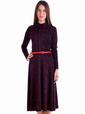 Платье в принт | 3801805