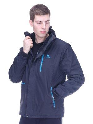 Куртка темно-синя | 3799616