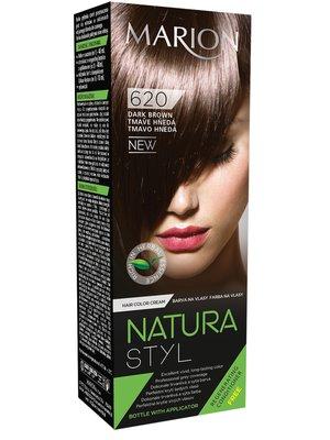 Фарба для волосся Natura Styl №620 — темно-коричневий   3809482