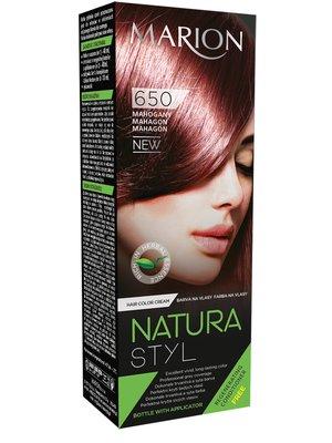 Фарба для волосся Natura Styl №650 — махагон   3809488