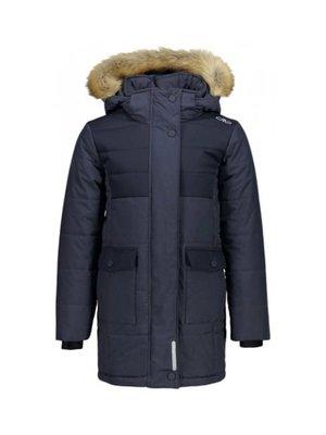 Пальто синє | 3808305