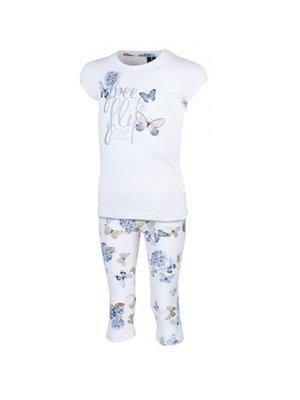 Костюм спортивный: футболка и капри | 3808315