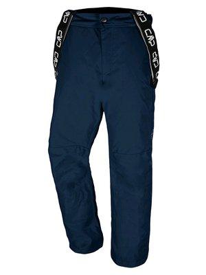 Штани лижні сині | 3808320
