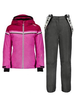 Костюм лижний: куртка і штани | 3808344