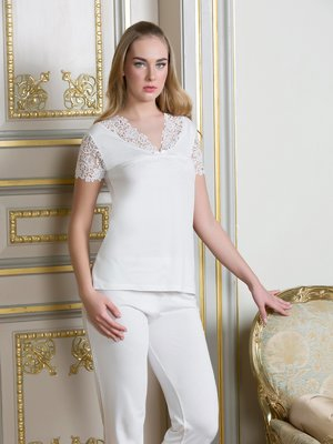 Комплект: блуза и брюки | 3763158