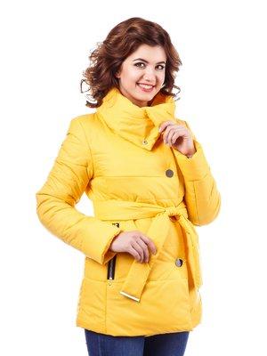 Куртка желтая | 3810578