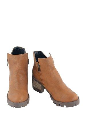 Черевики коричневі | 3810799