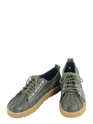Туфлі кольору хакі | 3810804