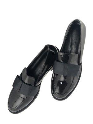 Лоферы черные   3810809