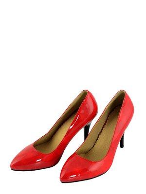 Туфлі червоні | 3810812