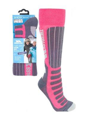 Носки розовые горнолыжные | 3785198