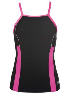 Топ черно-розовый   3808524