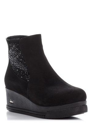 Ботинки черные   3795894