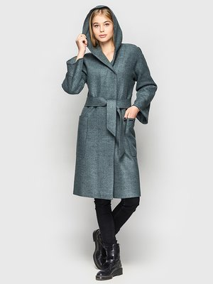 Пальто кольору брокард - Victoria Bloom - 3812909