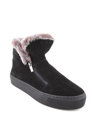 Ботинки черные   3765645