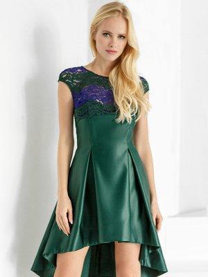 Платье зеленое | 3814036
