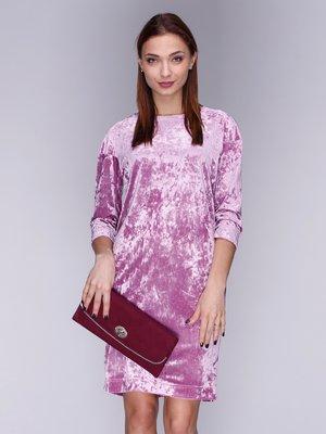 Платье сиреневое | 3799577