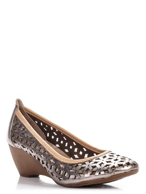 Туфли серебристые | 3377471