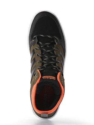 Кроссовки коричнево-черные | 3694788