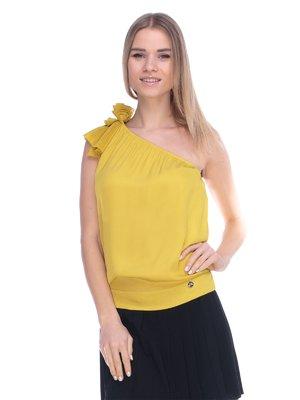 Платье двухцветное | 3800439