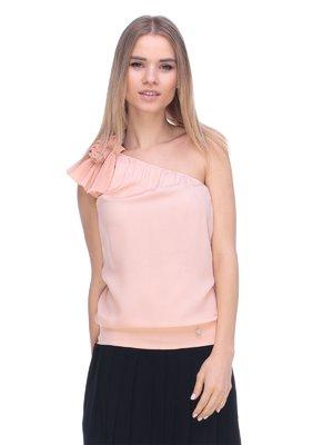 Платье двухцветное | 3800438