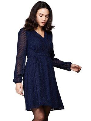 Сукня темно-синя | 3781190