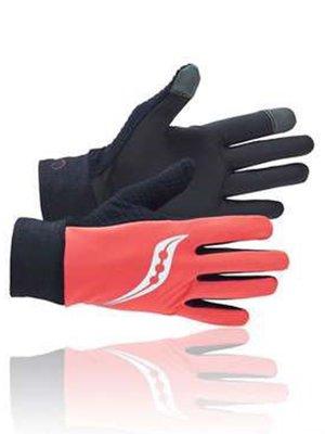 Перчатки черно-розовые | 3808809