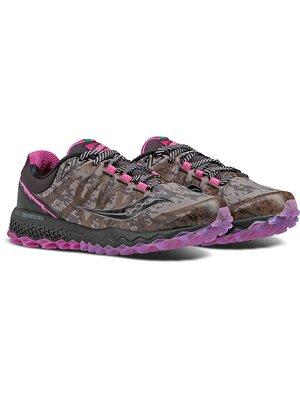 Кросівки графітового кольору Peregrine 7 Runshield | 3808850
