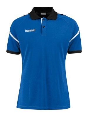 Футболка-поло синяя | 3817634