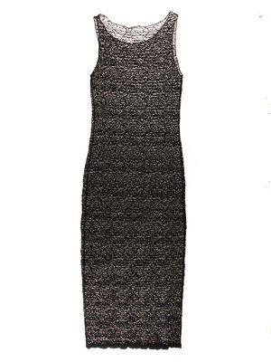Платье черное | 3800402