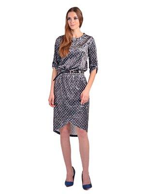 Платье серое | 3822967