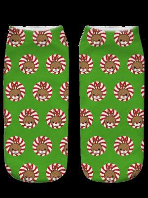 Шкарпетки у принт | 3825671