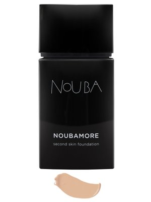 Основа тональная «Вторая кожа» Noubamore - №83 (30 мл) - Nouba - 3815168