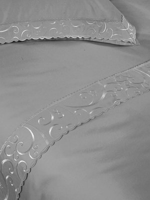 Комплект постельного белья двуспальный (евро) | 3826300