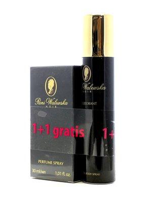 Набор Pani Walewska Noir: духи (30 мл) и дезодорант (90 мл) | 3833096